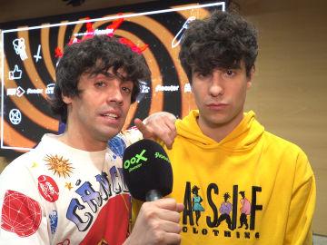 Javier Calvo y Javier Ambrossi