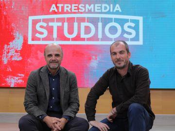 Ignacio Corrales y Jaime López Amor