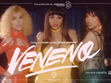 Cartel oficial de 'Veneno'