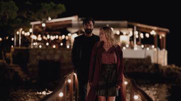 Ángela Cremonte y Javier Rey son Laura Munar y  Xavier Vera en 'Mentiras'