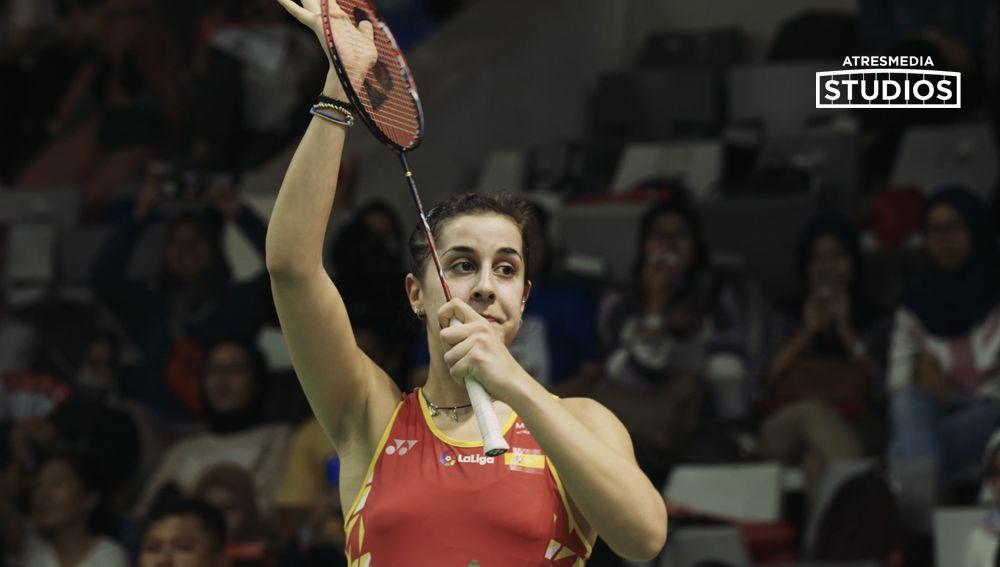 'Carolina Marín: puedo porque pienso que puedo'