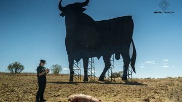 Primera imagen de 'Matadero', la nueva serie original de Atresmedia Televisión