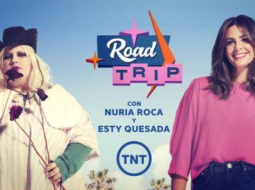Nuria Roca y Esty Quesada en 'Road trip'