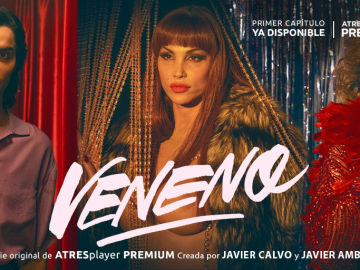 'Veneno', ya disponible en ATREplayer PREMIUM